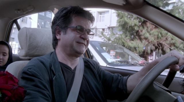 taxi tehran Jafar Panahi driving director ban