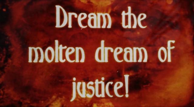 the forbidden room guy maddin dream the molten dream of justice