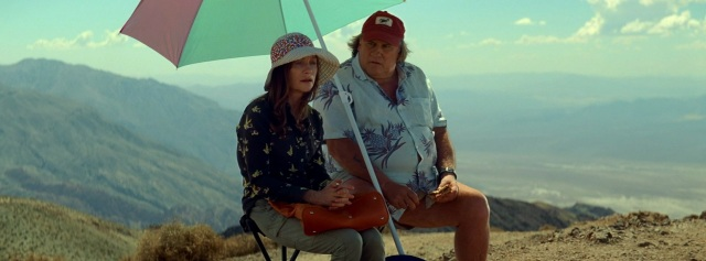 valley of love Guillaume Nicloux Isabelle Huppert, Gérard Depardieu