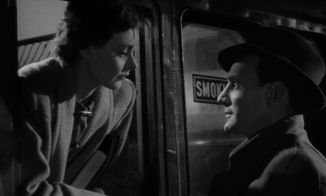 brief encounter celia johnson trevor howard david lean train romance