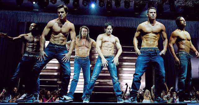 magic mike xxl channing tatum stripper