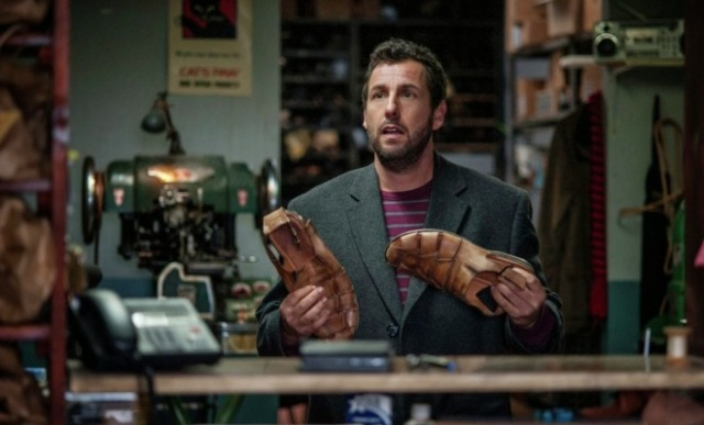 the cobbler adam sandler shoe magic thomas mccarthy fantasy