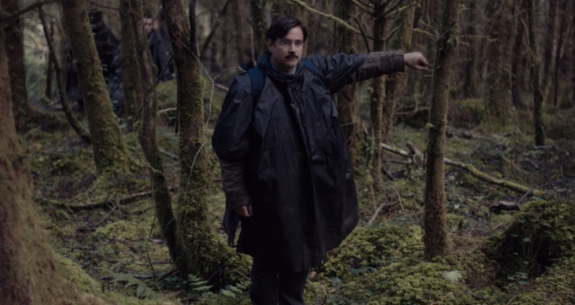 the lobster colin farrell sign language yorgos lanthimos