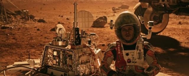 the martian matt damon ridley scott astronaut