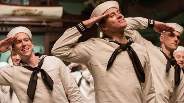 hail caesar coen brothers channing tatum sailor dancing