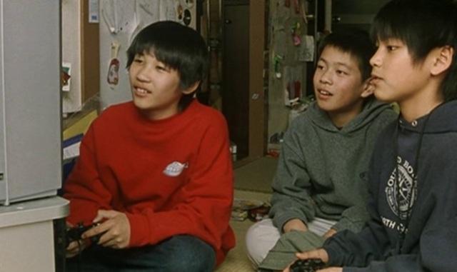 nobody knows Hirokazu Koreeda