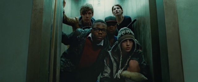 attack the block joe cornish John Boyega, Jodie Whittaker, Nick Frost, Alex Esmail, Luke Treadaway