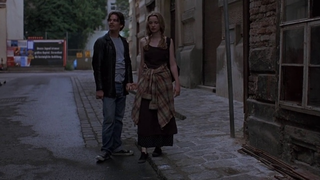before sunrise richard linklater ethan hawke julie delpy