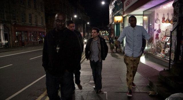 hannibal burress takes edinburgh