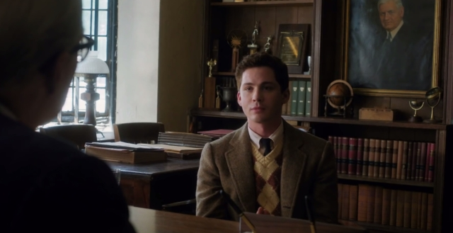 Indignation Logan Lerman, James Schamus