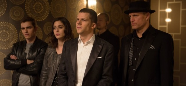 now you see me 2 jesse eisenberg dave franco woody harrelson lizzy caplan magic